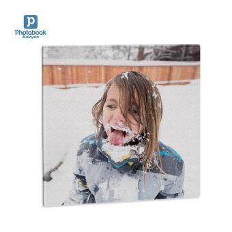 """Photobook Malaysia 12\"""" x 12\"""" Personalised Square Canvas Air"""