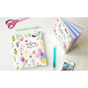 "Photobook Malaysia 6"" x 8\"" Personalised Premium Notebook (Canvas Softcover)"