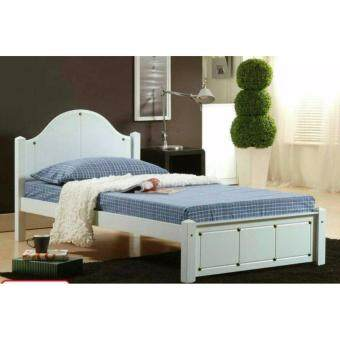 PLZ ADAM 3FT SOLID WOOD BED CM 158