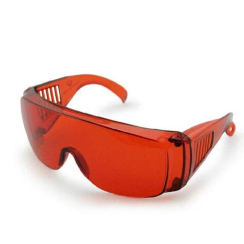 Buy Polycarbonate Material Safety Goggles Anti-laser Anti-infrared Anti UV Goggles Safety Working Goggles H201F69 Malaysia