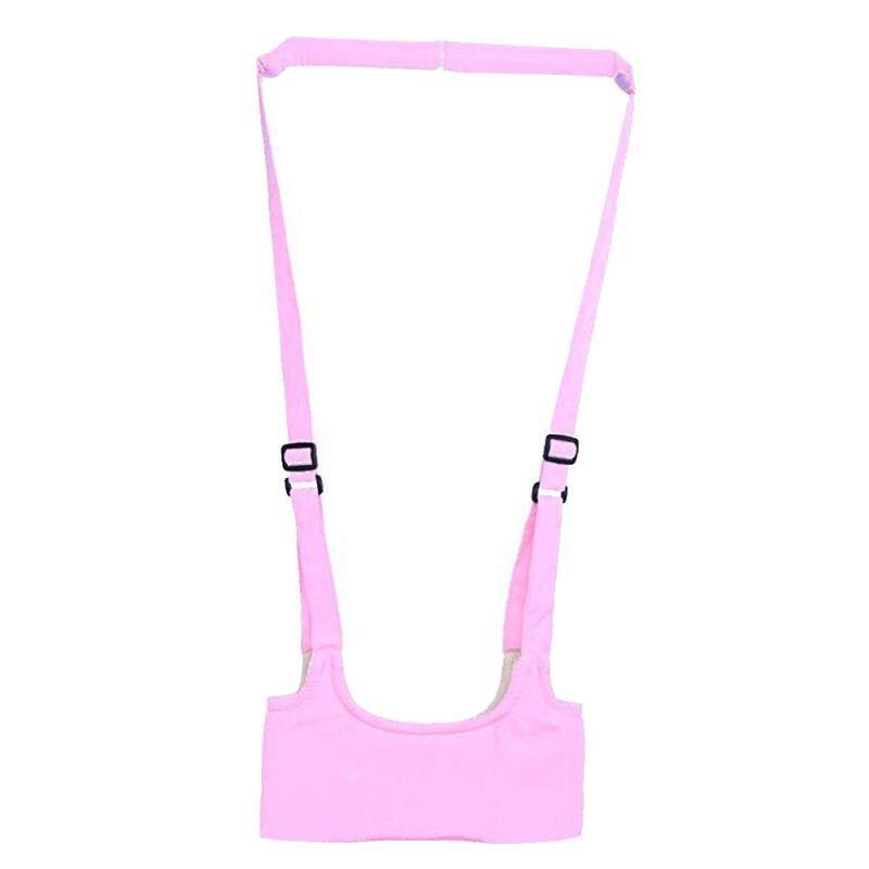 Buy Portable Adjustable Shoulder Strap Baby Walk Belt Infant Soft Breathable Elastic Walk Assistant Safety Harness Toddler Walk Wing Walk Helper Handheld Walker Belt Pink Malaysia