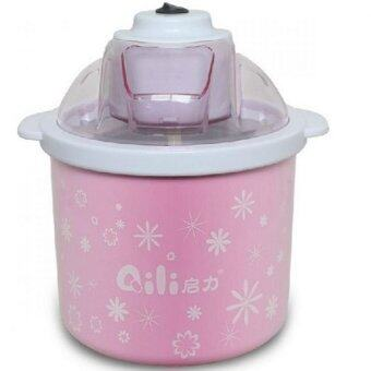 Harga Portable Mini Ice Cream Maker (Pink or White)