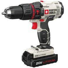 Buy PORTER-CABLE PCC621LB 20V Max Compact Hammer Drill Kit Malaysia
