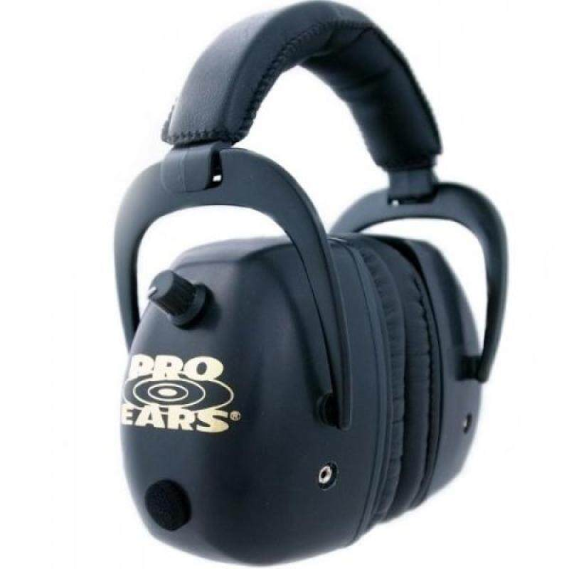 Buy Pro Ears - Pro Mag Gold - Electronic Hearing Protection and Amplification - NRR 30 - Shooting Range Ear Muffs Malaysia
