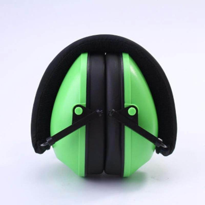 Buy Professional soundproof foldaway ear muff Sleep hear protection ear protectors earmuffs for Baby Children Student Malaysia