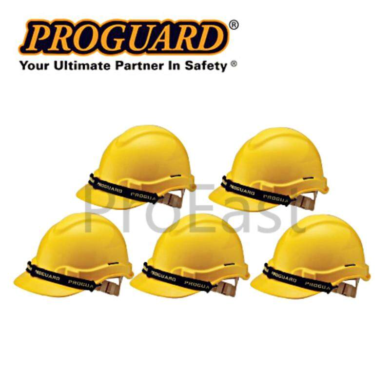 Proguard 5 unit HG1-PHSL Advantage Safety Helmet Yellow (Sirim Certified)