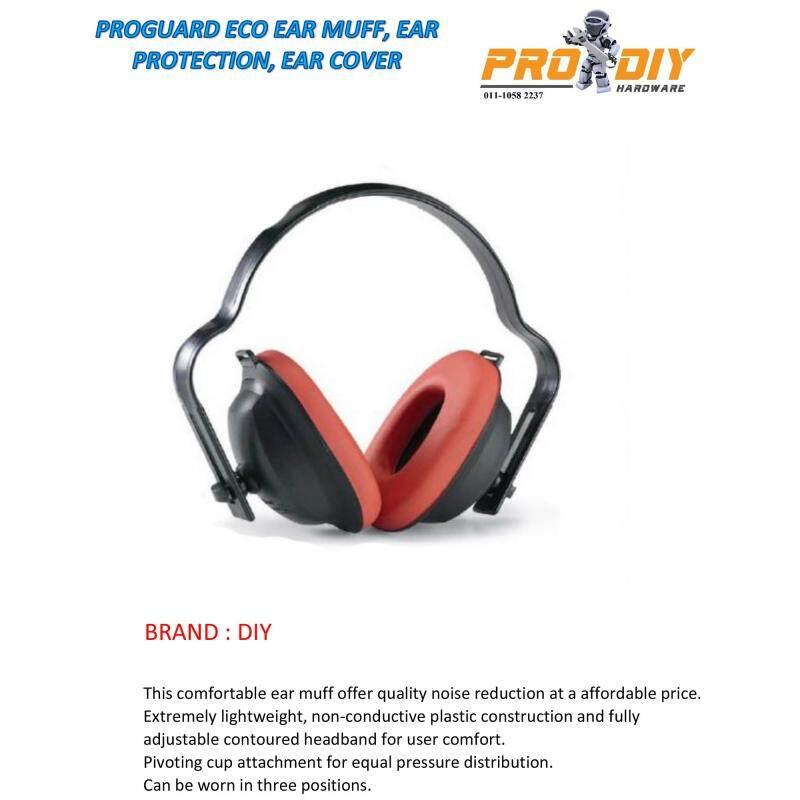 PROGUARD ECO EAR MUFF, EAR PROTECTION, EAR COVER