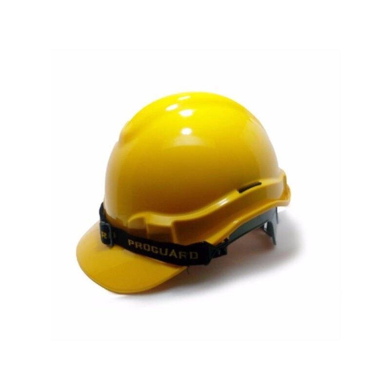 Proguard Safety Helmet (Yellow) for industrial / construction sites (SIRIM)