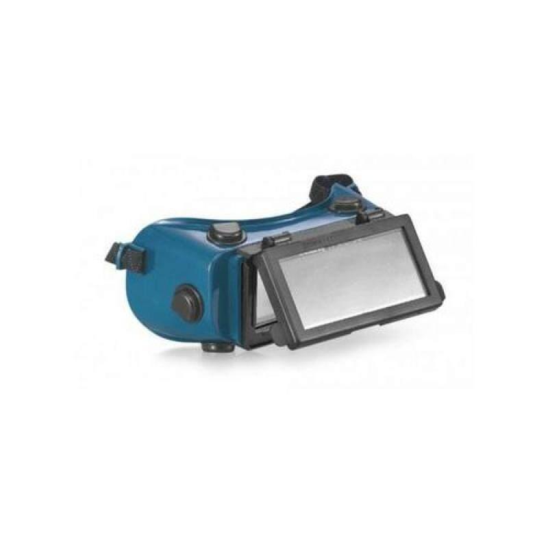 Proguard Welding Goggle Single (Blue)