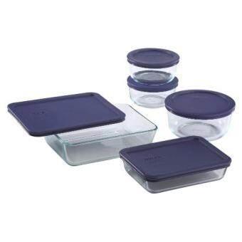 Pyrex 10 Piece Simply Food Storage Set Clear