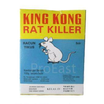 Harga RAT KILLER KING KONG 100GM
