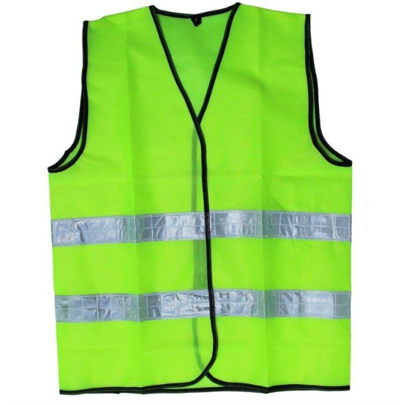 Reflective Safety Vest Neon Green VE01