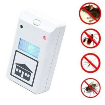 Harga Riddex Mosquito Rat Home Repeller 100% Safe For Human