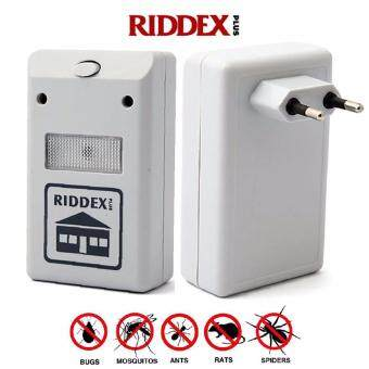 Riddex Pest Repelling Aid Electronic House/Roaches/Ants/Mouse - 3