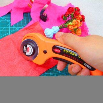 Rotary Cutter Fabric Cutting Sewing Quilting Crafts Tool - 4