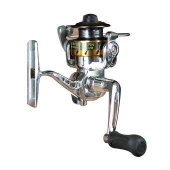 Harga S & F Small Full Metal Spinning Wheel Mini Reel XF150