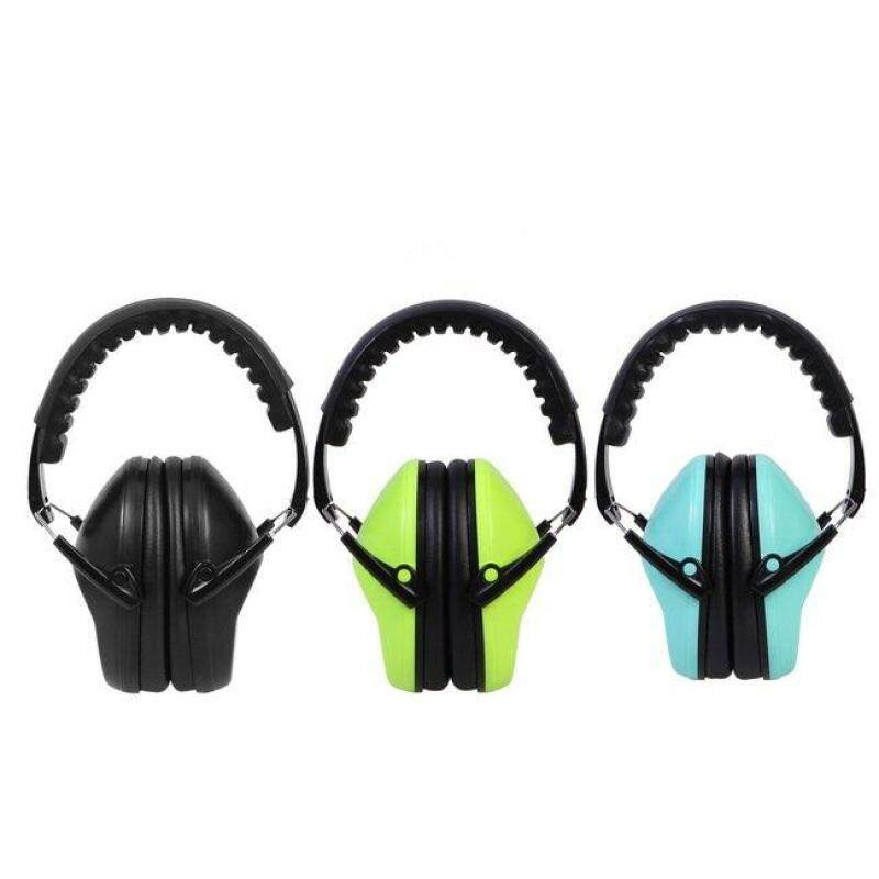 Buy Safety Earmuff Protection Headphone For Noise Impact Sport Sleep Shoot Folding Malaysia