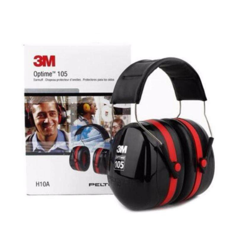 Buy Safety Protective Earmuffs Peltor Level Anti-noise Earmuffs Headset Lightweight T19950407 Malaysia