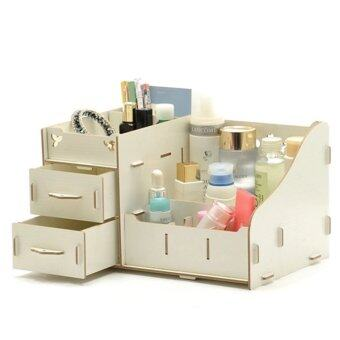 Sell Sarria creative wooden DIY Make up Collection ...