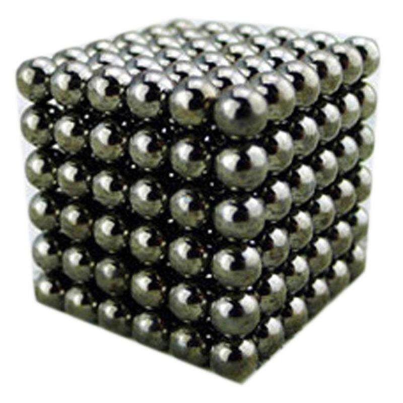 sengshen Magnetic Decompression Toy Balls, Kobwa Small Balls for Children Party Games (216 Pack5mm)