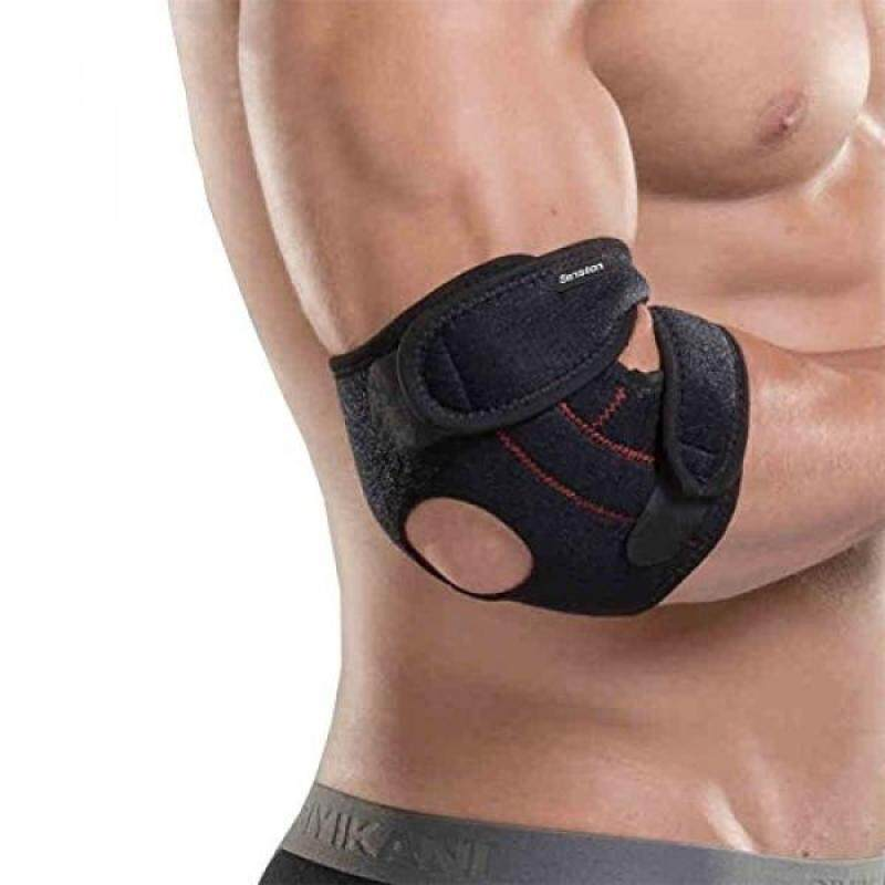 Buy Senston Compression Recovery Elbow Sleeve Adjustable Elbow Brace Elbow support for Tendonitis,Arthritis,Tennis Elbow & Golf Elbow Treatment,Workout,Weight Lifting Malaysia