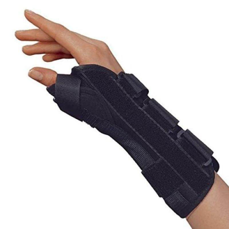 Buy [Seoul boran]OTC Wrist-Thumb Splint, 8-Inch Adult, Lightweight Breathable, Medium (Right Hand) Malaysia