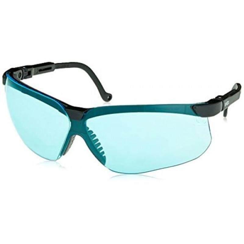 Buy [Seoul lamore]Uvex S3211X Genesis Safety Eyewear, Black Frame, SCT-Blue UV Extreme Anti-Fog Lens Malaysia