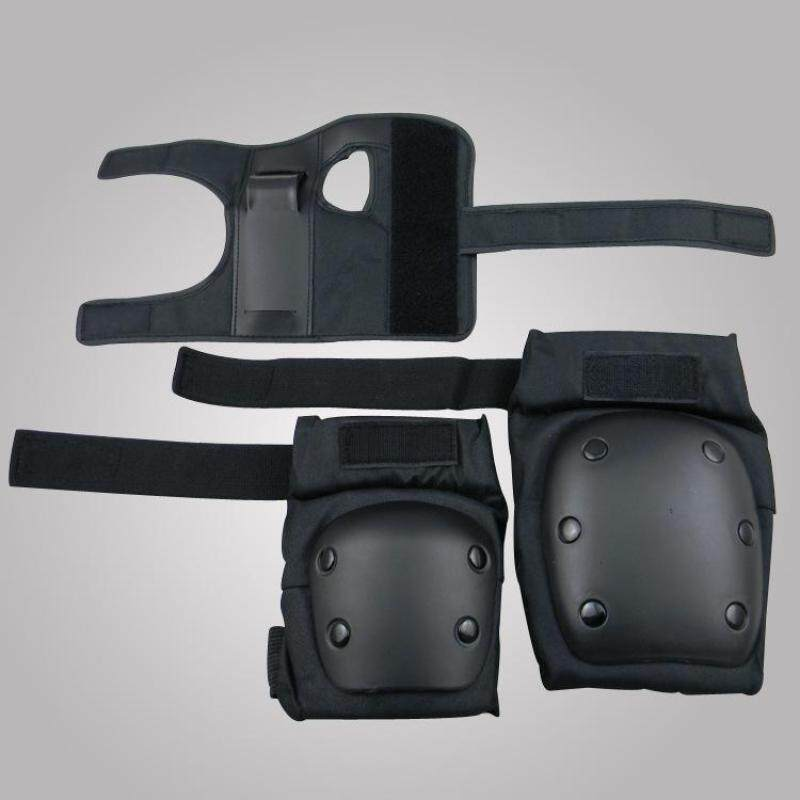 Buy Set of 6pcs Roller Skate Skating Elbow Knee Wrist Protective Gear Pads Guard New Malaysia