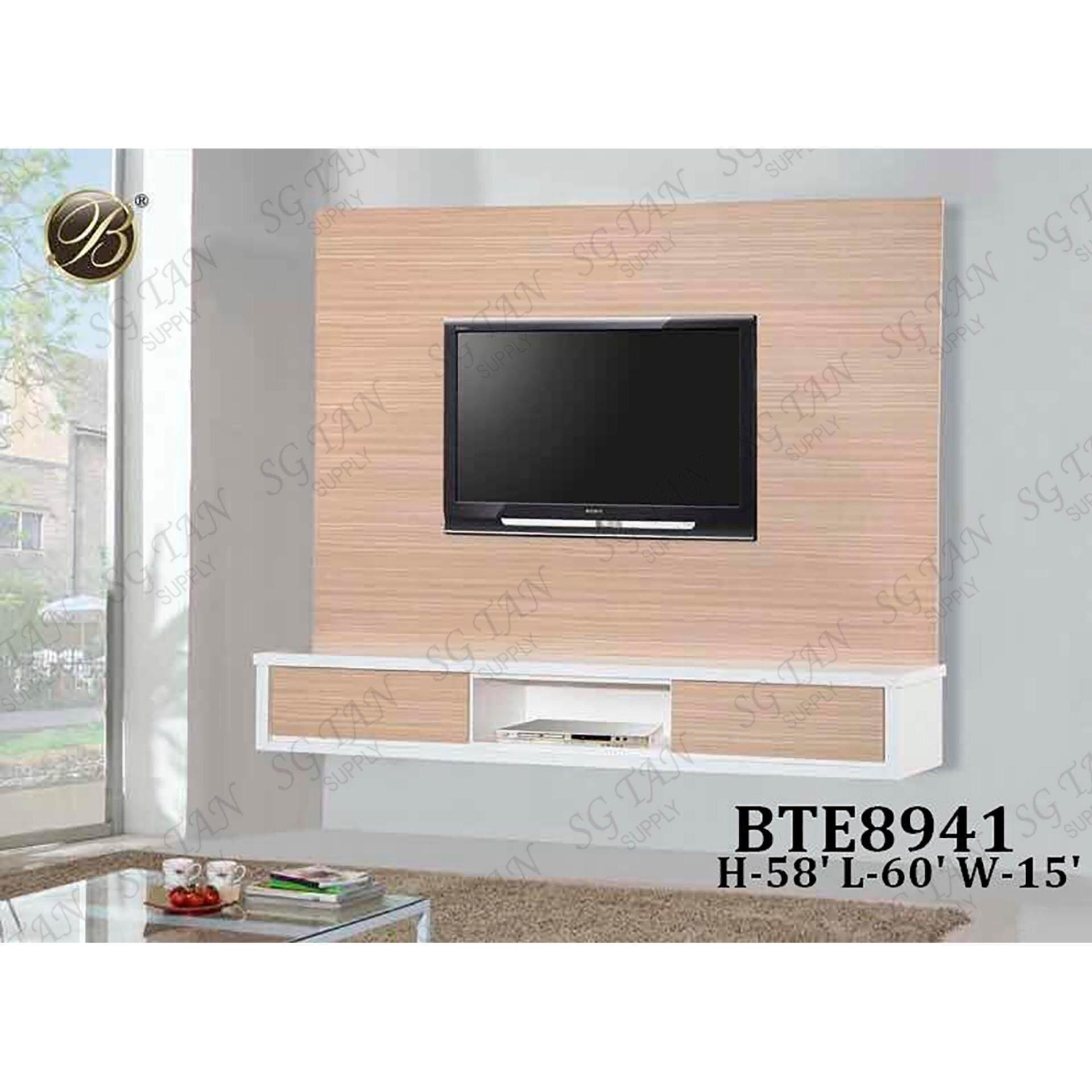 SG TAN BENGTIAN TV Cabinet Hanging Wall 15 Malaysia