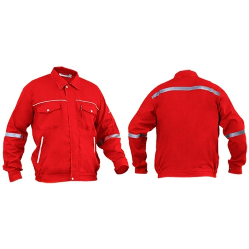Buy SHAMARR Pre Shrunk Safety Working Jacket (Size XXL) Malaysia