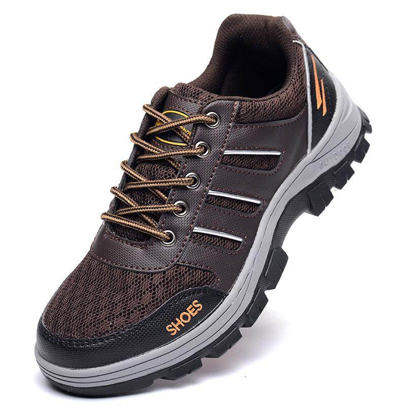 Buy Shoes safety shoes and comfortable anti-smashing anti-stab wear breathable safety 10KV insulation electrical shoes chef shoes labor Malaysia
