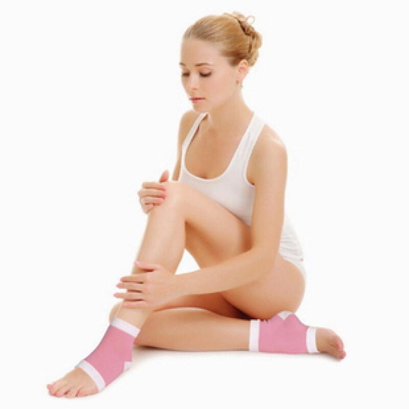 Silicone Gel anti-foot crack Socks
