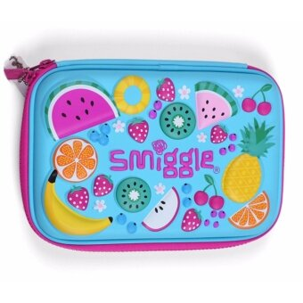 Smiggle Hardtop Pencil Case - Fruits