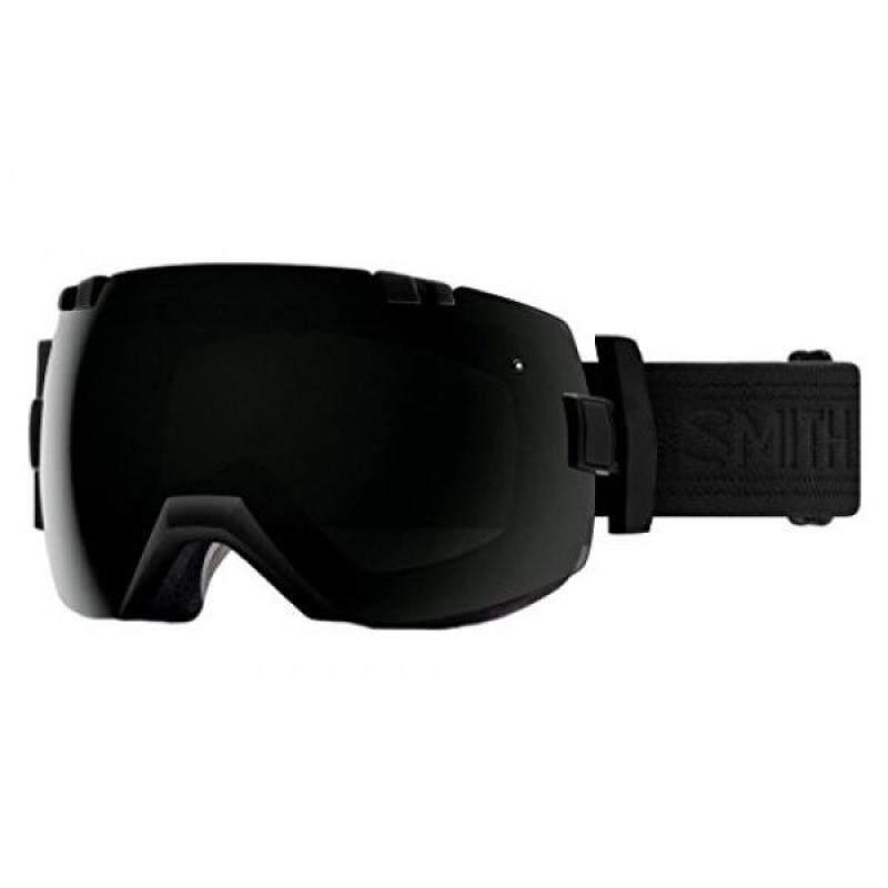 Buy Smith Optics I/OX Goggle - Blackout Frame/ChromaPop Sun Black/ChromaPop Storm Rose Flash Malaysia