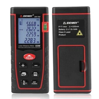 SNDWAY SW-T60 60M Digital laser rangefinder distance meter laser measure tool - 3
