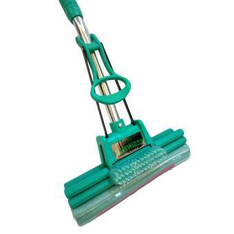 Sponge Floor Mop with Brush