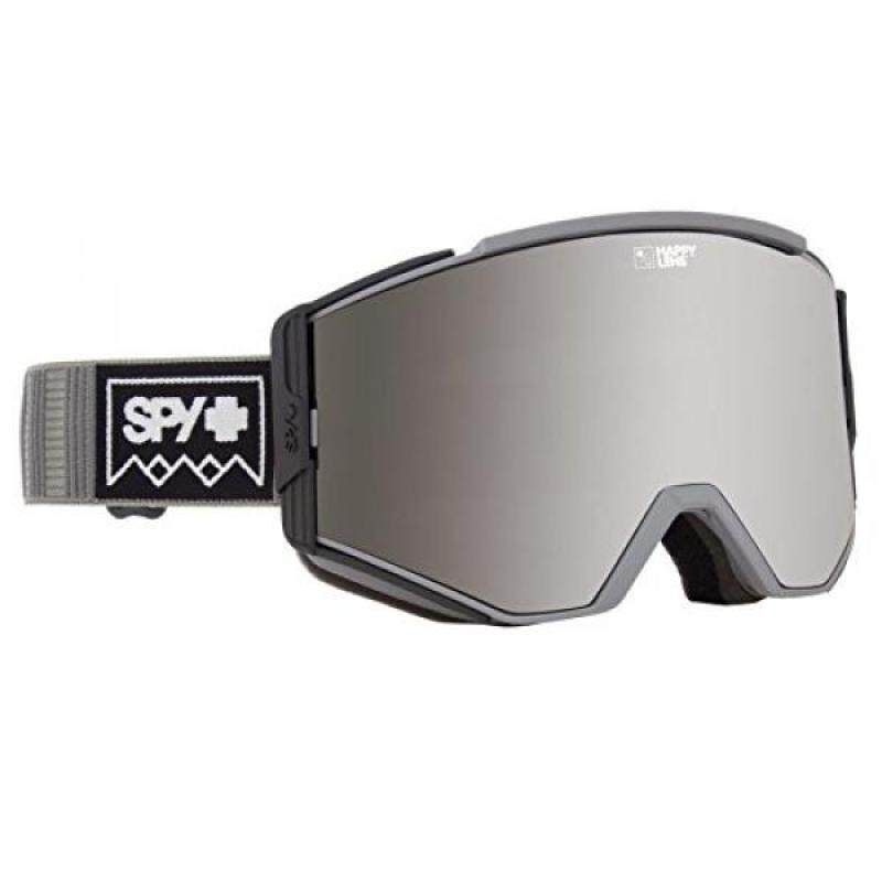Buy SPY Optic Ace Snow Goggles  Quick Draw Lens System  Ski, Snowboard or Snowmobile Goggle  Some Styles with Patented Happy Lens Tech  Deep Winter Grey Malaysia