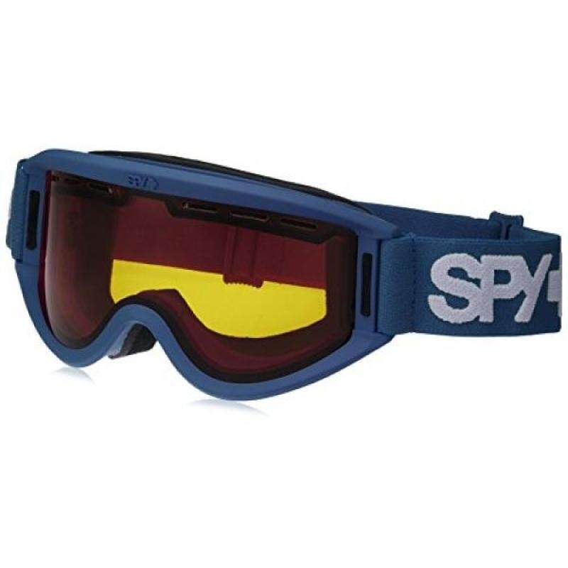 Buy SPY Optic Getaway Snow Goggles  Mid-Sized Ski, Snowboard or Snowmobile Goggle  Clean Design and All Day Comfort  Scoop Vent Tech  Matte Navy Malaysia