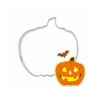 Harga S/S Halloween Pumpkin Cookie Cutter 1604B