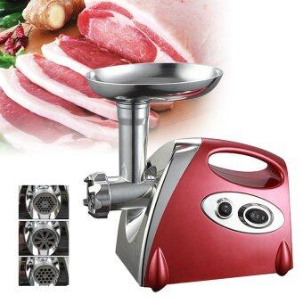 Stainless Steel Sausage/meat grinder & mincer maker Heavy duty