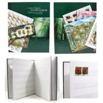 Harga Stamp Collection Album Golden Edition