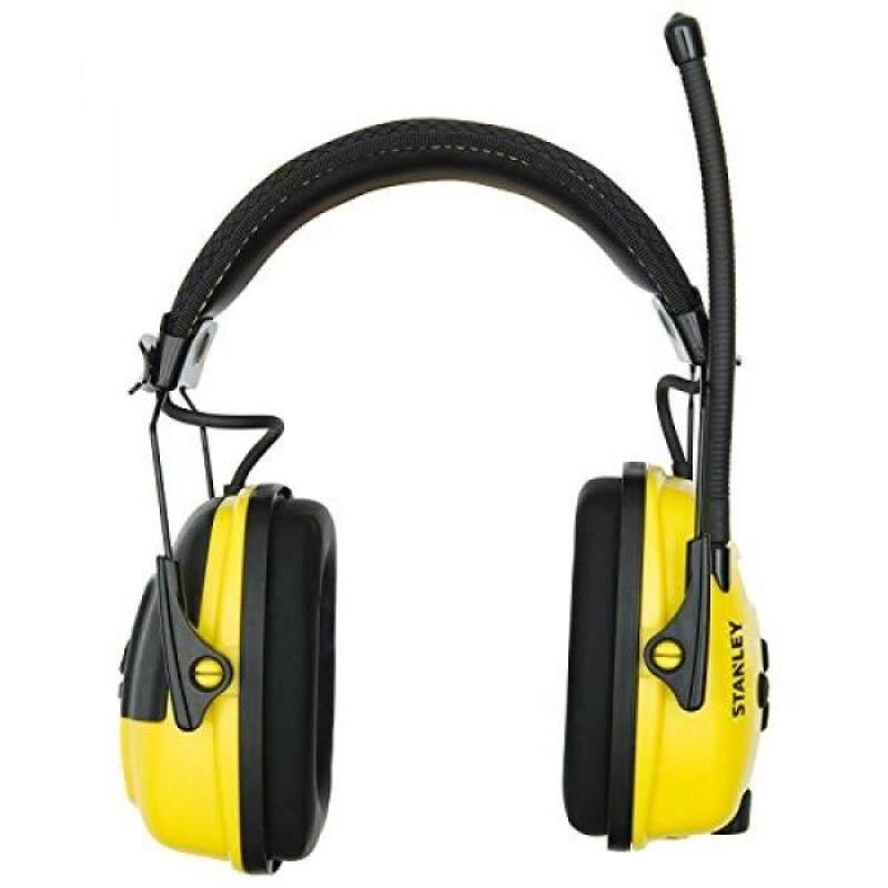 Buy Stanley Sync Digital AM/FM/MP3 Radio Earmuff (RST-63012) Malaysia