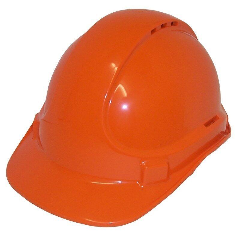 Buy Starwill Sirim Safety Helmet - Orange Malaysia