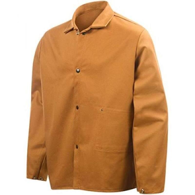 Buy Steiner 1010-M 30-Inch Jacket, Weldmite 12-Ounce Bucktan Cotton, Malaysia