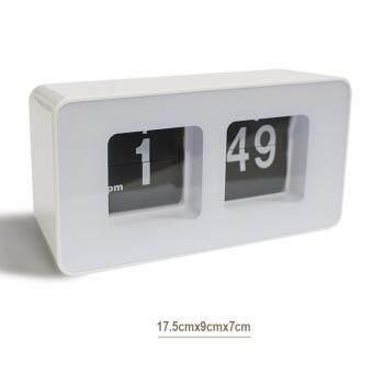 Stylish Auto Flip Clock Desk Table Clocks - 3