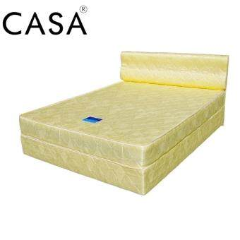 Harga Sunpillo 7 Inch Thick Rubber Foam Queen Mattress Only