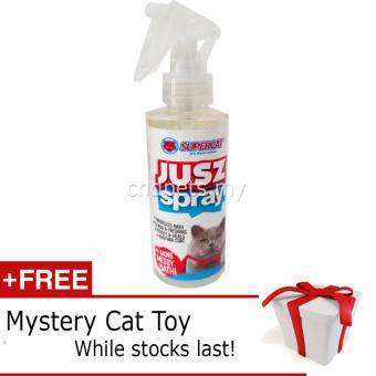 catsndogs my supercat jusz spray for cats 150ml