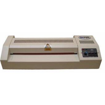 Harga SUPERMETAL A3 / A4 LAMINATOR MACHINE ( 5 YEARS WARRANTY )