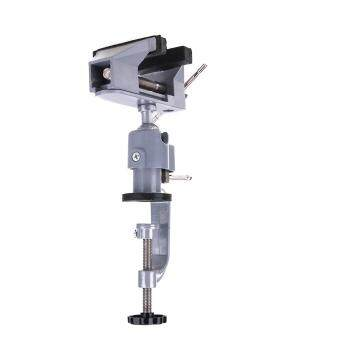 Table Bench Vice Alloy 360 Degree Rotating Universal Clamp - 4