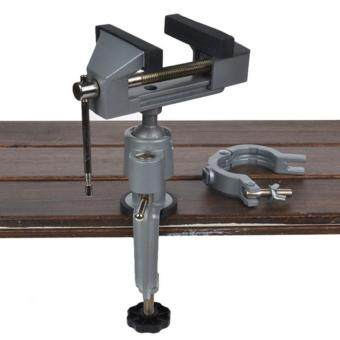 Table Bench Vice Alloy 360 Degree Rotating Universal Clamp - 2